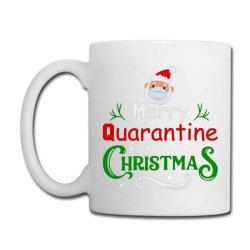 Merry Quarantine Christmas Coffee Mug Designed By Bernstinekelly