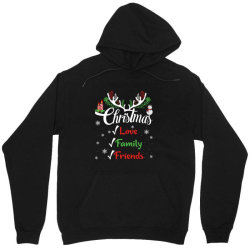 family christmas love family friends Unisex Hoodie | Artistshot