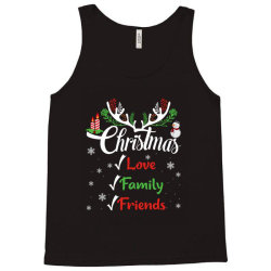 family christmas love family friends Tank Top | Artistshot