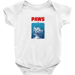 funny cat meow Baby Bodysuit | Artistshot