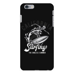 skeleton on surfing board 3 iPhone 6 Plus/6s Plus Case | Artistshot