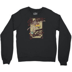 skeleton on the skateboard 3 Crewneck Sweatshirt | Artistshot