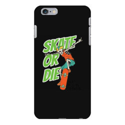 skeleton on the skateboard 4 iPhone 6 Plus/6s Plus Case | Artistshot