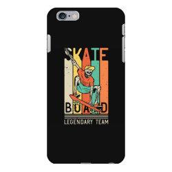 skeleton on the skateboard 9 iPhone 6 Plus/6s Plus Case | Artistshot