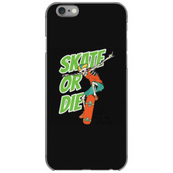skeleton on the skateboard 4 iPhone 6/6s Case | Artistshot