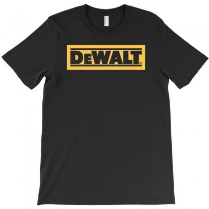 Dewalt T-shirt Designed By Henz Art