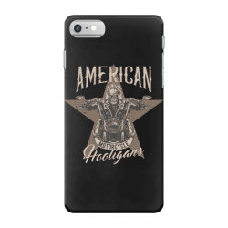 skeleton riding on the motorcycle 1 iPhone 7 Case | Artistshot