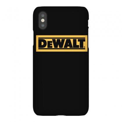 Dewalt Iphonex Case Designed By Henz Art