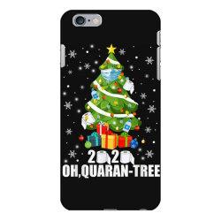 2020 oh quarantine christmas tree iPhone 6 Plus/6s Plus Case   Artistshot