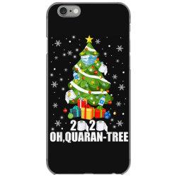 2020 oh quarantine christmas tree iPhone 6/6s Case   Artistshot