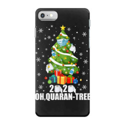 2020 oh quarantine christmas tree iPhone 7 Case   Artistshot