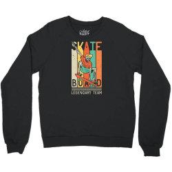 skeleton on the skateboard 9 Crewneck Sweatshirt | Artistshot