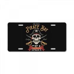 skull and swords1 License Plate | Artistshot