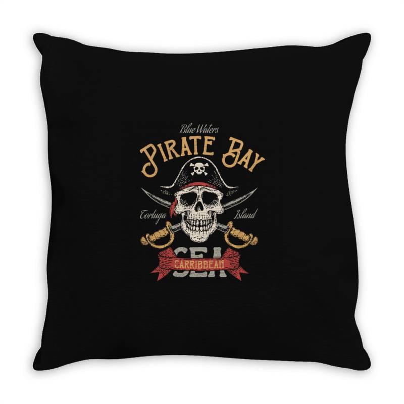 Skull And Swords1 Throw Pillow | Artistshot
