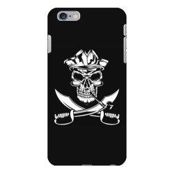 skull and swords iPhone 6 Plus/6s Plus Case | Artistshot