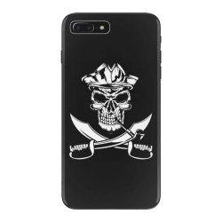 skull and swords iPhone 7 Plus Case | Artistshot