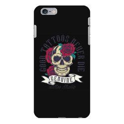 skull and roses iPhone 6 Plus/6s Plus Case | Artistshot