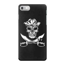 skull and swords iPhone 7 Case | Artistshot