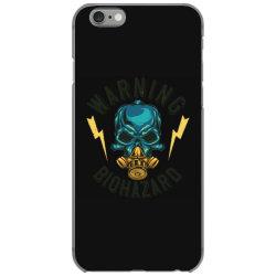 skull at mask iPhone 6/6s Case | Artistshot