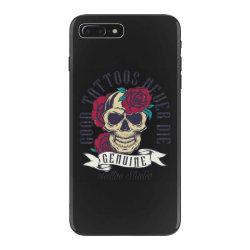 skull and roses iPhone 7 Plus Case | Artistshot