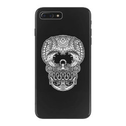 skull beach ocean iPhone 7 Plus Case | Artistshot