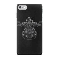 skeleton riding on the motorcycle 4 iPhone 7 Case   Artistshot