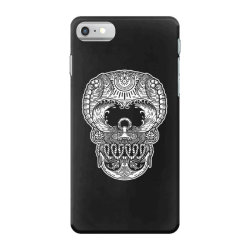 skull beach ocean iPhone 7 Case | Artistshot
