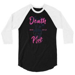 skull beach tropical 3/4 Sleeve Shirt   Artistshot