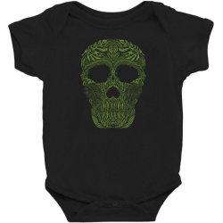 skull forest Baby Bodysuit | Artistshot