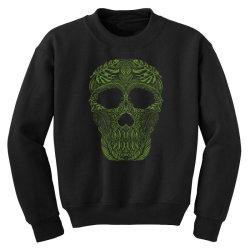 skull forest Youth Sweatshirt | Artistshot