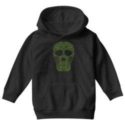 skull forest Youth Hoodie | Artistshot