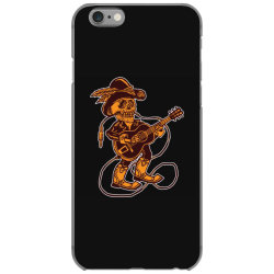 skull cowboy iPhone 6/6s Case | Artistshot