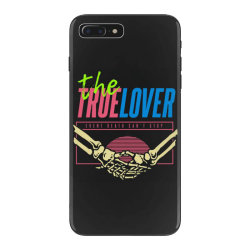 skull couple holding each other iPhone 7 Plus Case | Artistshot