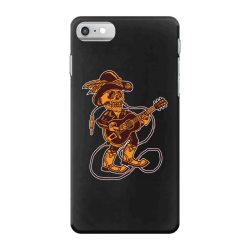 skull cowboy iPhone 7 Case | Artistshot