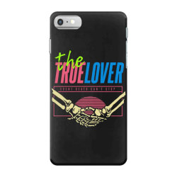 skull couple holding each other iPhone 7 Case | Artistshot