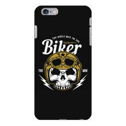 skull biker wear helmet iPhone 6 Plus/6s Plus Case | Artistshot