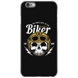 skull biker wear helmet iPhone 6/6s Case | Artistshot
