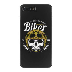 skull biker wear helmet iPhone 7 Plus Case | Artistshot
