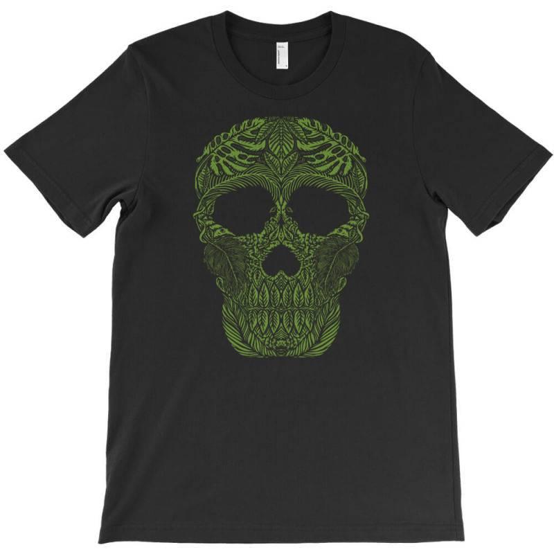 Skull Forest T-shirt | Artistshot