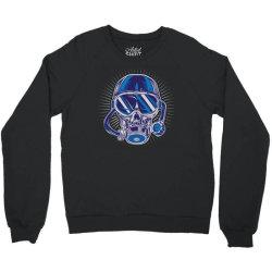 skull diver Crewneck Sweatshirt | Artistshot
