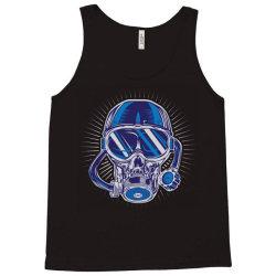 skull diver Tank Top | Artistshot