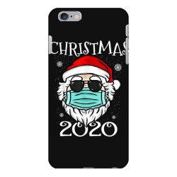 christmas 2020 santa mask quarantine iPhone 6 Plus/6s Plus Case | Artistshot