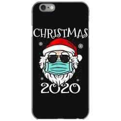 christmas 2020 santa mask quarantine iPhone 6/6s Case | Artistshot