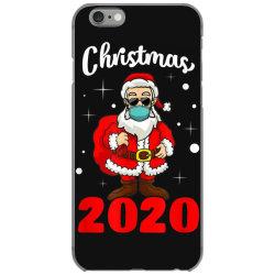 christmas 2020 santa quarantine mask iPhone 6/6s Case | Artistshot