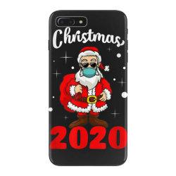 christmas 2020 santa quarantine mask iPhone 7 Plus Case | Artistshot