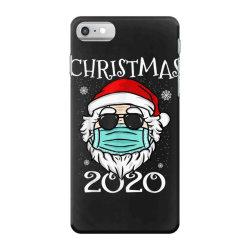 christmas 2020 santa mask quarantine iPhone 7 Case | Artistshot