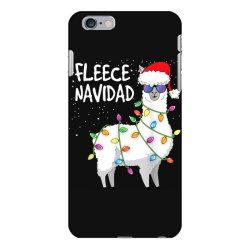 christmas navidad llama iPhone 6 Plus/6s Plus Case | Artistshot