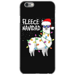 christmas navidad llama iPhone 6/6s Case | Artistshot