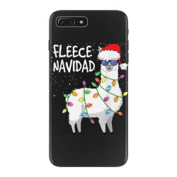 christmas navidad llama iPhone 7 Plus Case | Artistshot