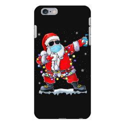 dabbing santa wearing mask toilet paper christmas iPhone 6 Plus/6s Plus Case | Artistshot